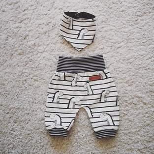 Makerist - Kinderpumphose kurz - 1