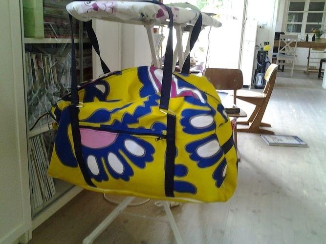 Makerist - Reisetasche - Nähprojekte - 1
