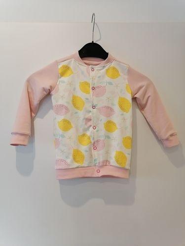 Makerist - Zitronenjäckchen - Nähprojekte - 1