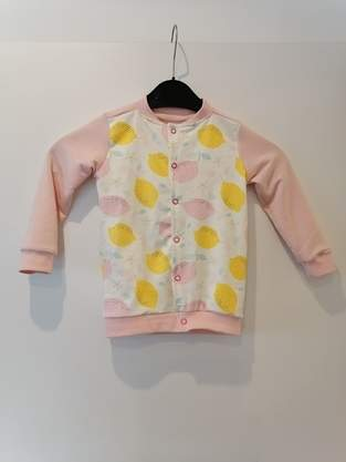 Zitronenjäckchen