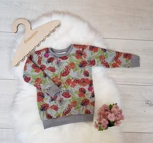 """Ein wunderschöner Sweater """"Liz"""""""