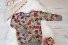 """Makerist - Ein wunderschöner Sweater """"Liz""""  - 1"""