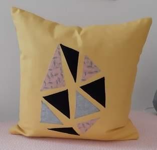 Makerist - Mein erstes Nähprojekt - Kissen mit Reißverschluss😊 - 1