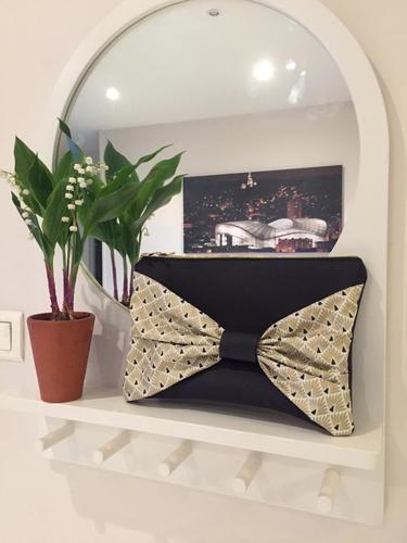 Makerist - Pochette flora  - #makeristalamaison - 1