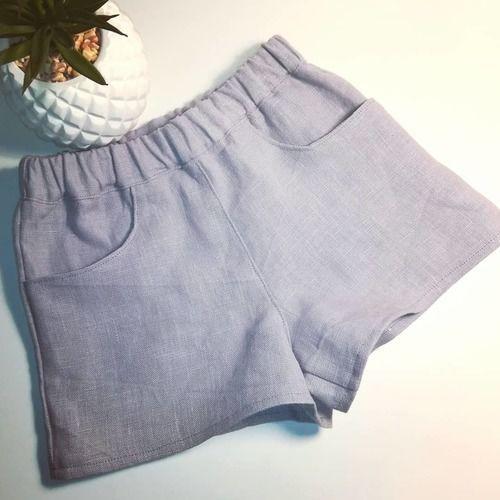 Makerist - Short Pors Rolland pour ma fille - Créations de couture - 1