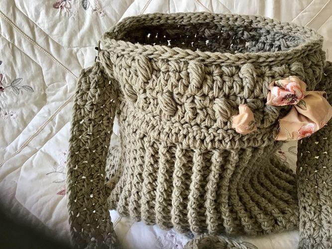 Makerist - The Chelsea Tote Bag  - Crochet Showcase - 1