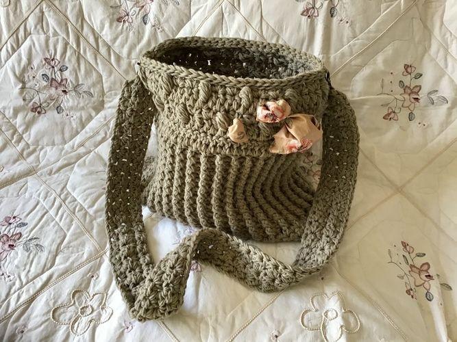 Makerist - The Chelsea Tote Bag  - Crochet Showcase - 2