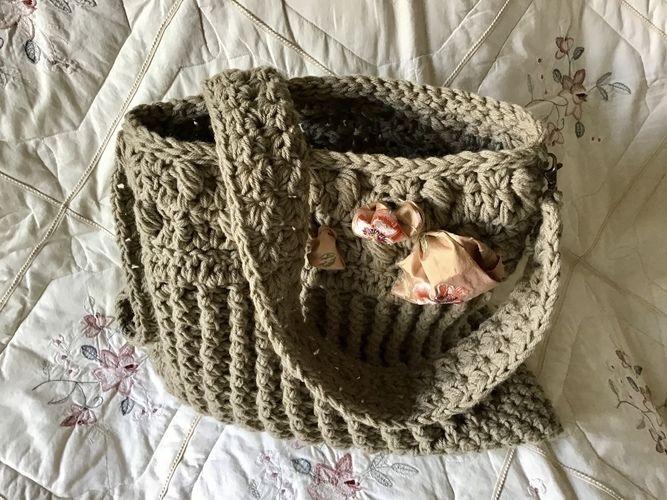 Makerist - The Chelsea Tote Bag  - Crochet Showcase - 3