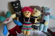 Makerist - Puppen und Bären - 1