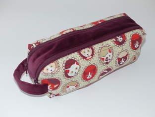 Makerist - Trousse de couture à double compartiment - 1