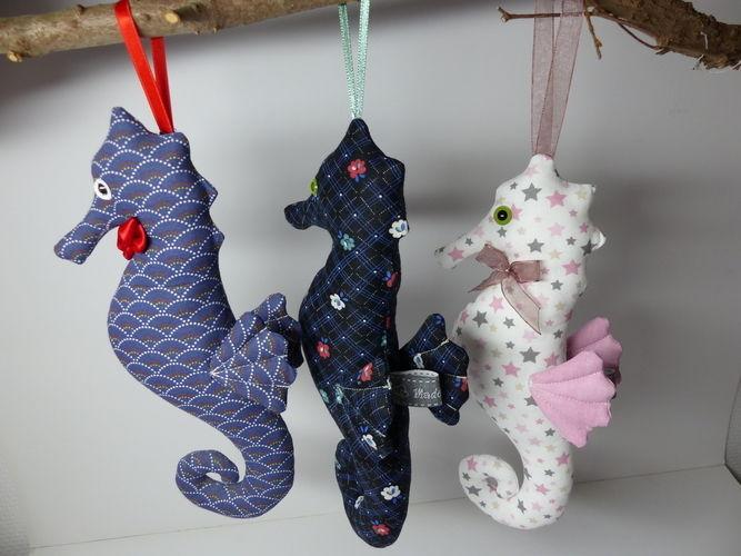 Makerist - Peluche Hippocampe - Créations de couture - 1