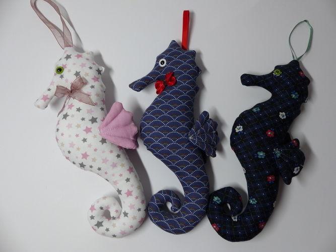 Makerist - Peluche Hippocampe - Créations de couture - 3