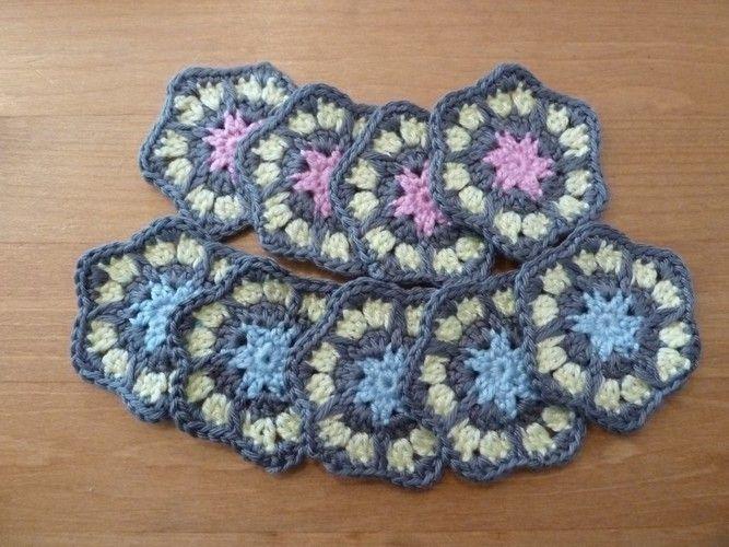 Makerist - i-Pod Gürtel Tasche aus Granny Squares  - Häkelprojekte - 2