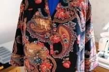 Makerist - Bluse Shirt - Alter Stoff - moderner Schnitt - 1