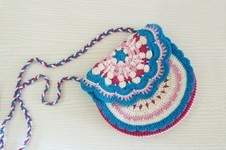 Makerist - Häkeltasche in Pastelfarben - 1