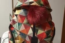 Makerist - Delari bag er ist aus Gobeline Stoff gemacht für mich selbst - 1