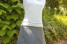 Makerist - Jupe Lipsi à partir d'un jeans - 1