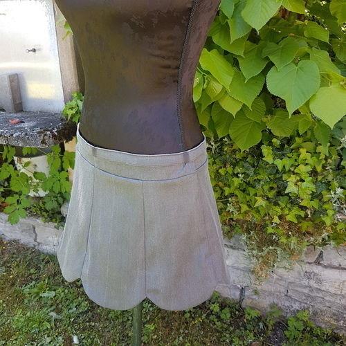 Makerist - Jupe Lipsi à partir d'un jeans - Créations de couture - 2