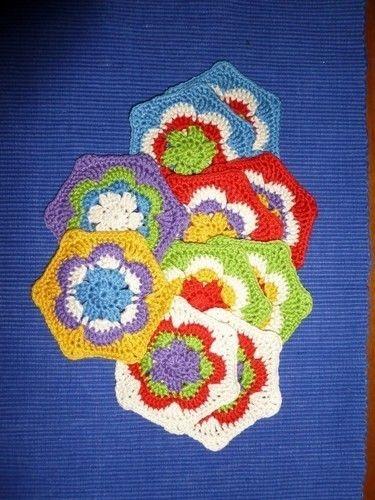 Makerist - Umhängetasche für Kids aus Granny Squares - Häkelprojekte - 3
