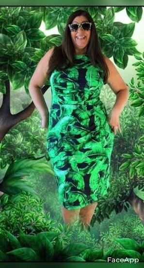 Kleid Joyce   genäht aus BWJersey