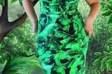 Makerist - Kleid Joyce   genäht aus BWJersey - 1