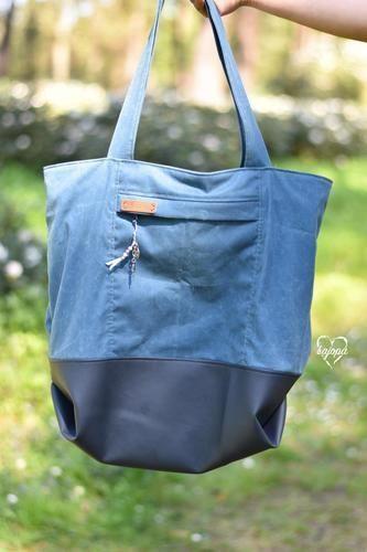 Makerist - Lumali Bag in der mittleren Größe - Nähprojekte - 1