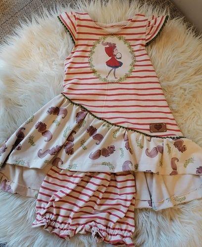 Makerist - Rotkäppchen Kleid  - Nähprojekte - 1