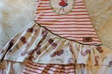 Makerist - Rotkäppchen Kleid  - 1