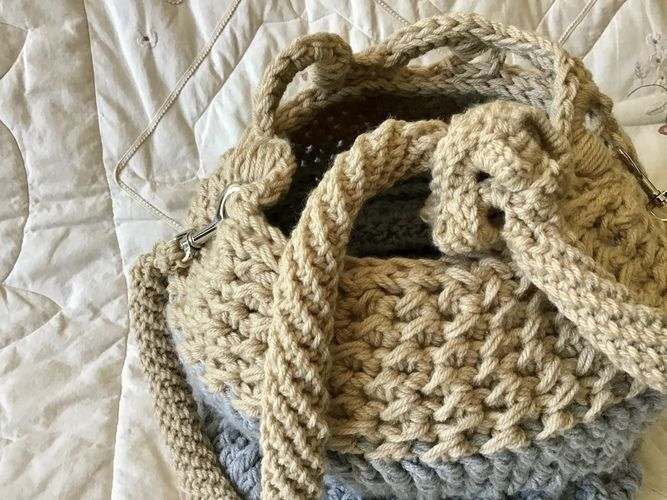 Makerist - The Dakota Tote Bag  - Crochet Showcase - 1