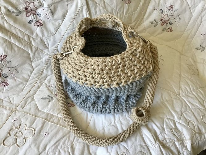 Makerist - The Dakota Tote Bag  - Crochet Showcase - 2
