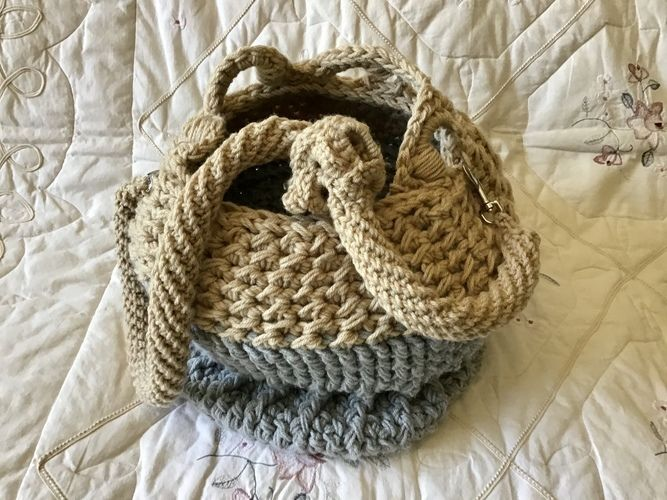 Makerist - The Dakota Tote Bag  - Crochet Showcase - 3