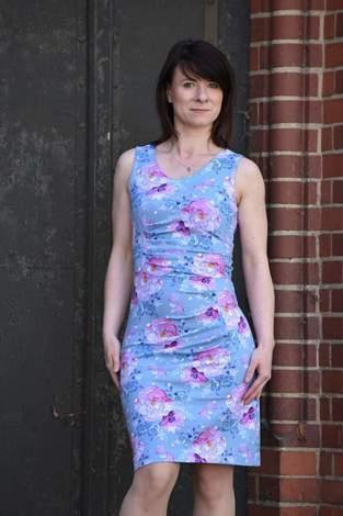 Makerist - Kleid Joyce aus Sommersweat  - 1