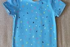 Makerist - Kurzarm Shirt Levi - 1