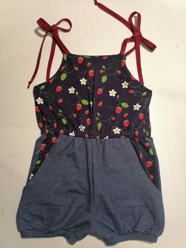 Makerist - Für die kleine Erdbeere  - Nähprojekte - 1