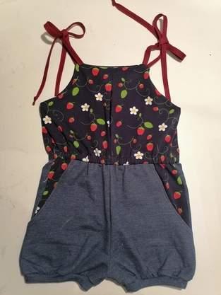 Für die kleine Erdbeere