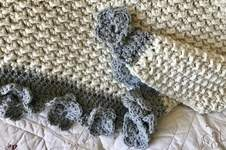 Makerist - The Baby Charlotte Blanket  - 1