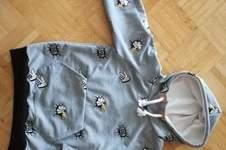 Makerist - Cooler Hoodie aus besticktem Sweat - 1