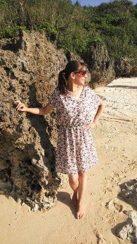 Makerist - Robe Esmée en viscose légère fleurie - Créations de couture - 1