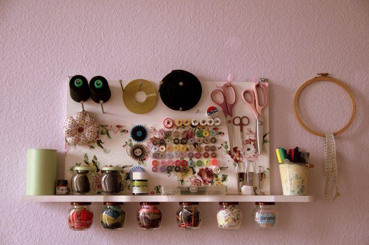 Makerist - Alles zur HAND - Werkzimmer - 1