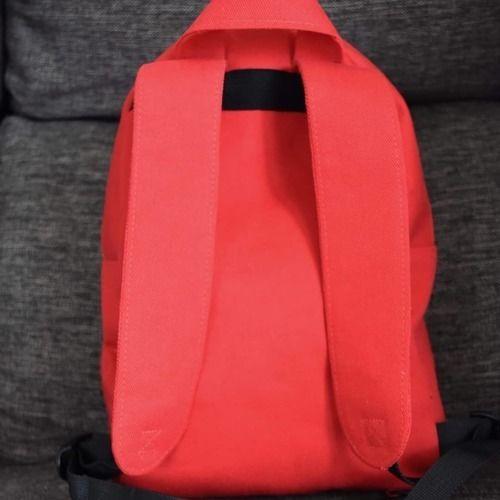 Makerist - Sac à dos Achille tissu chouette - Créations de couture - 2