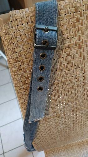 Makerist - Sac Maenwenn jeans - #makeristalamaison - 3