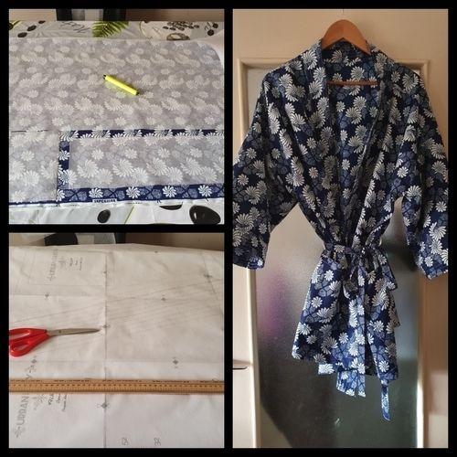 Makerist - Kimono Maïko  - #makeristalamaison - 1