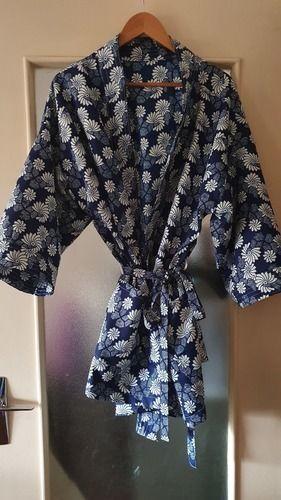 Makerist - Kimono Maïko  - #makeristalamaison - 2