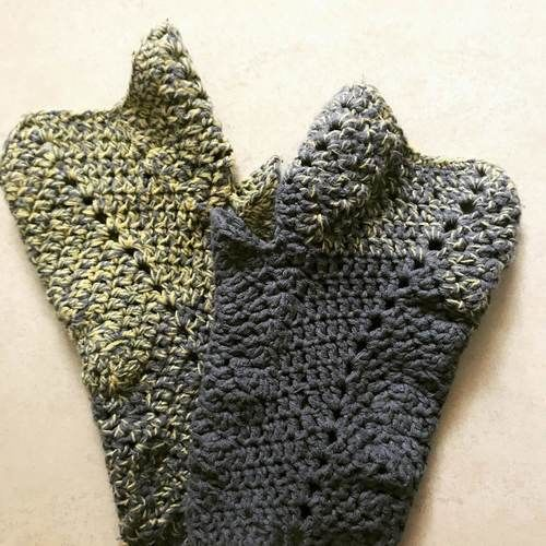 Makerist - mITAINES - Créations de crochet - 1