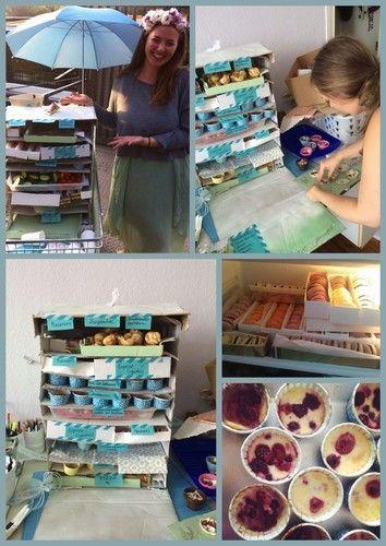 Makerist - Gestapelte Köstlichkeiten - DIY-Projekte - 1