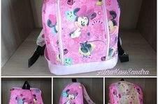 Makerist - Rucksack für die Prinzessin genäht - 1
