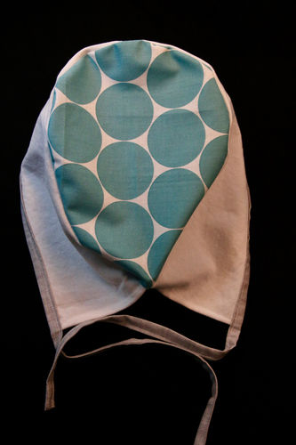 Makerist - OP-Haube aus Baumwollstoff  - Nähprojekte - 2