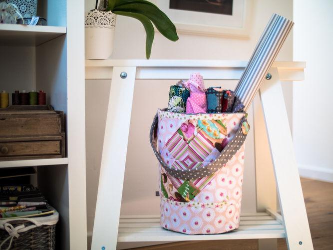 Makerist - Mein Nähzimmer mit hübschen Ordnungsideen - Werkzimmer - 1