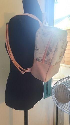 Makerist - Sac Corsica petit format  - Créations de couture - 2