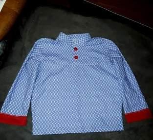Schnittiges Hemd für kleine Jungs
